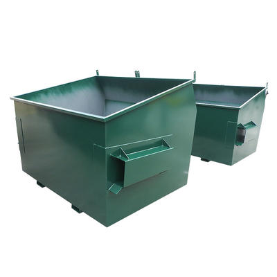 Front load bins