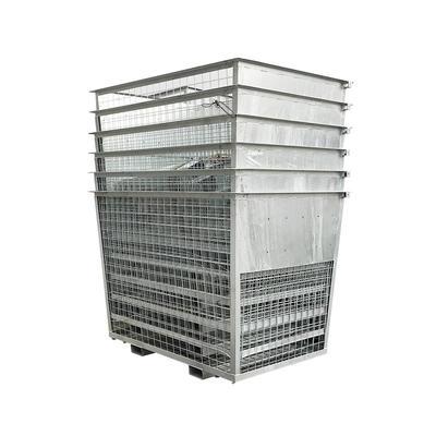 Metal Mesh Storage Containers Wire Shelving  Bins Hero