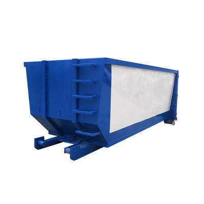 Heavy duty hooklift bin / roll on roll off container