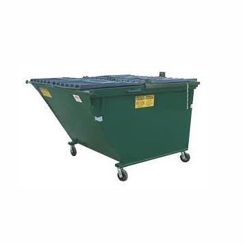Rear load bins