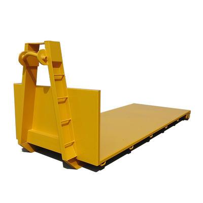 Hook lift flat decks / flat beds